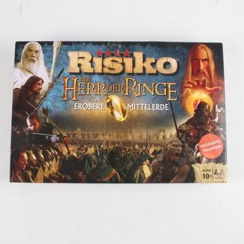 Desková hra Hasbro Risiko Pán Prstenů