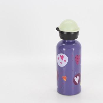 Dětská láhev na pití Sigg fialová