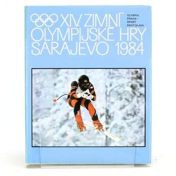 Kniha XIV. zimní olympijské hry