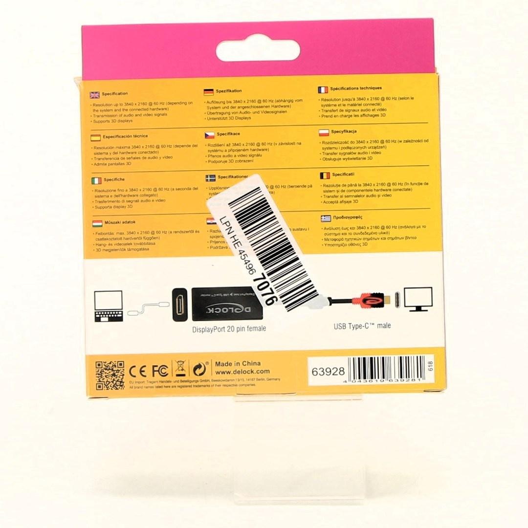 DisplayPort značky Delock