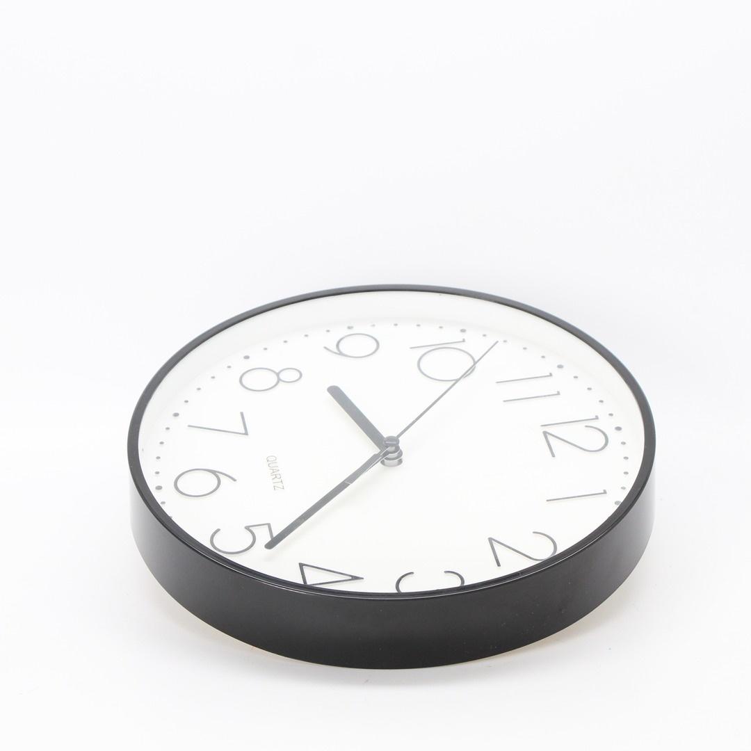 Nástěnné hodiny Hama PG-220 bíločerné