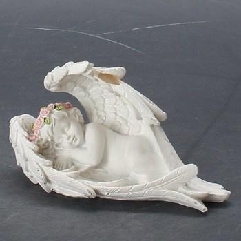 Dekorace spící anděl Piquaboo
