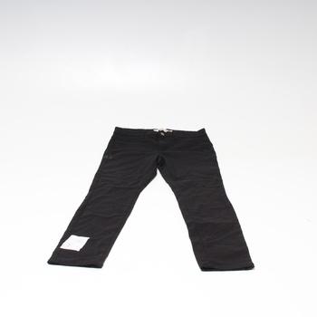Dámské džíny Pieces 17079908 černé vel. XL