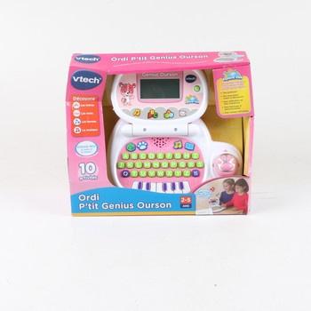 Dětský notebook Vtech 139555 růžový