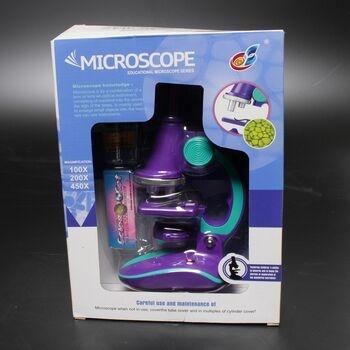 Mikroskop s bateriemi MaDe