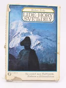 Kniha Herbert Tichy: Lidé, hory, světadíly