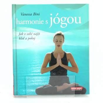 Kniha Harmonie s jógou
