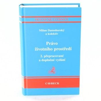 Učebnice Damohorský: Právo životního prostředí