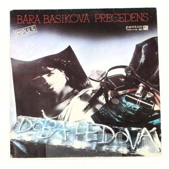 Gramofonová deska B. Basiková: Doba ledová