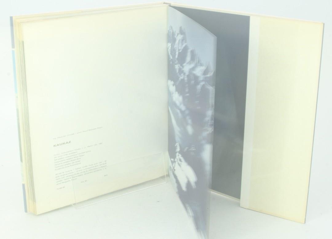 Kniha A. Jiroušek: Kaukaz
