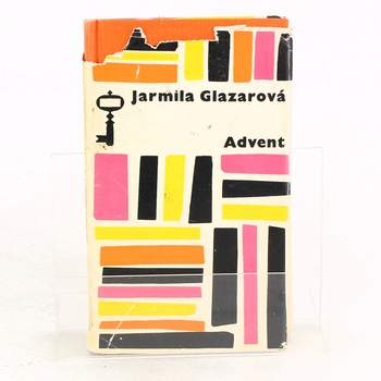 Kniha Jarmila Glazarová: Advent
