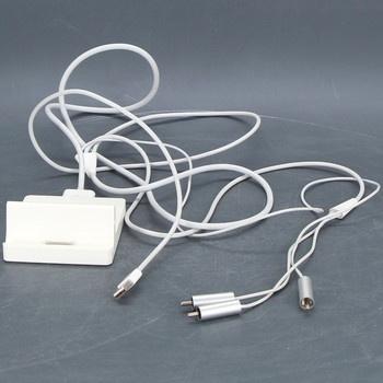 Dokovací stanice Apple bílá