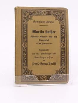 Kniha Prof. Georg Berlit: Martin Luther