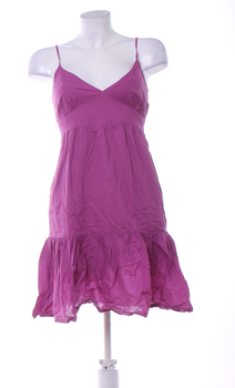 Dámské letní šaty Orsay fialové