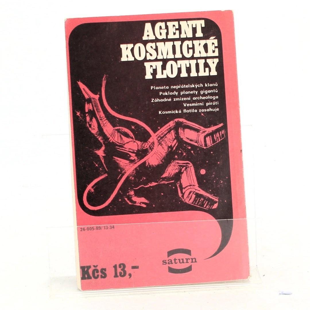 Kniha Agent kosmické flotily