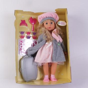 Mluvící panenka Bayer 94635AX Charlene