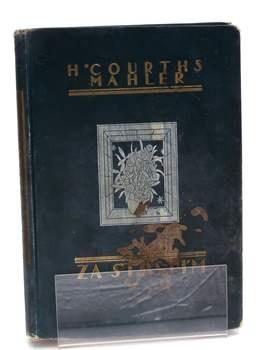 Kniha Hedwig Courths-Mahler: Za štěstím