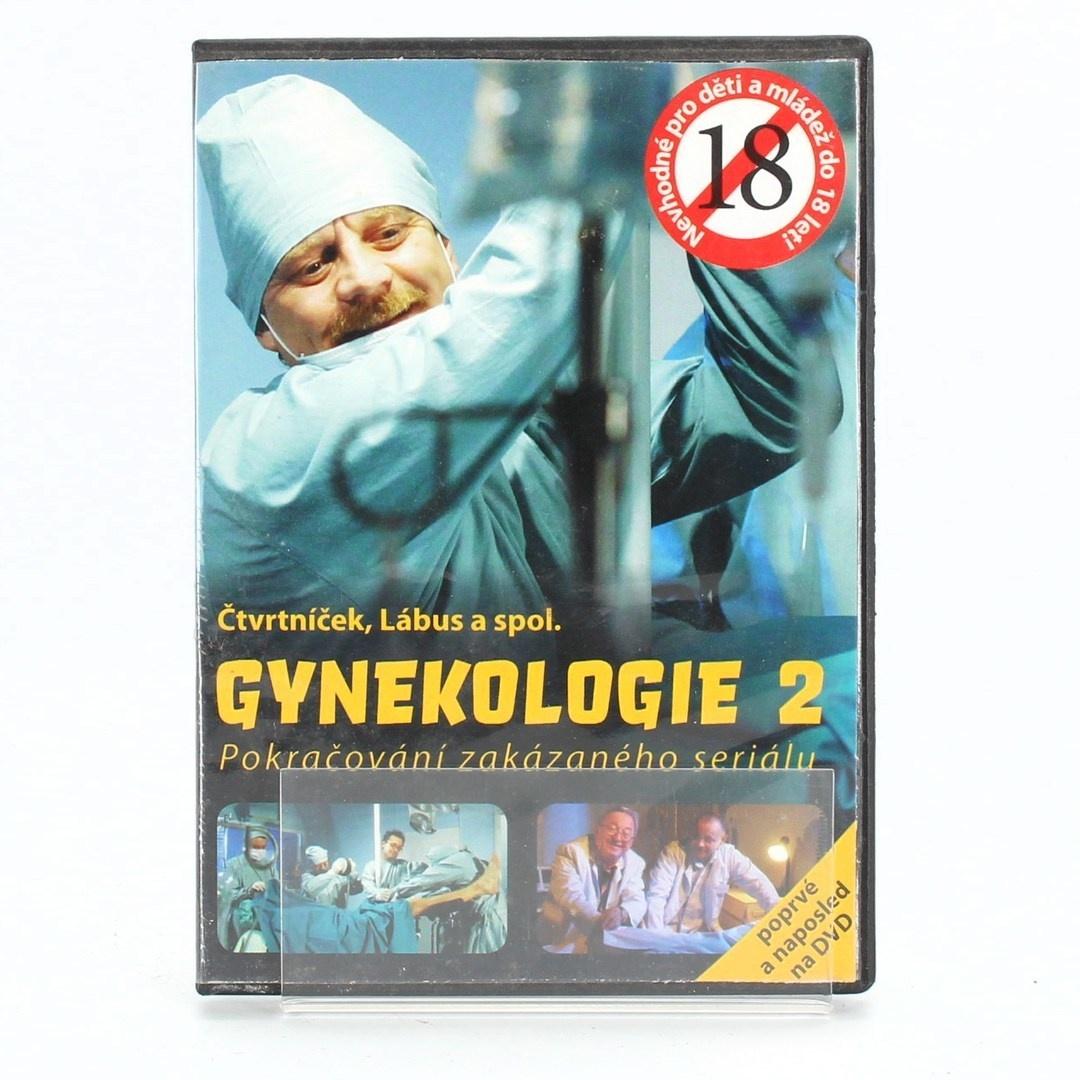 DVD Gynekologie 2