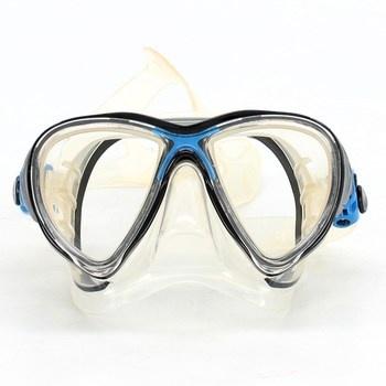 Potápěčské brýle Evolution Crystal Cressi