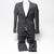 Pánský oblek s.Oliver Black Label vel. 46