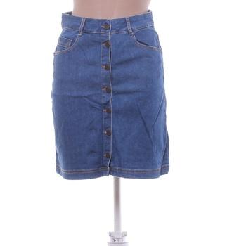 Dámská džínová sukně Orsay 34