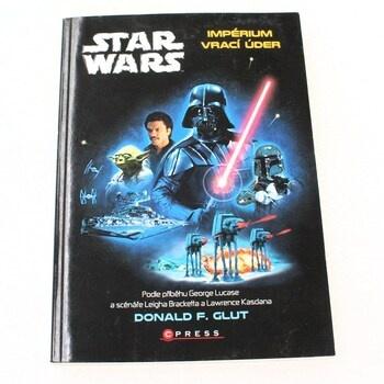 Kniha Star Wars: Impérium vrací úder