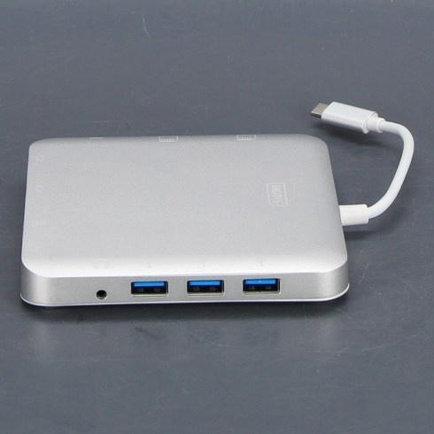 Univerzální dokovací stanice Digitus USB C