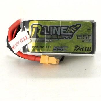 Nabíjecí baterie Tattu R-Line 95C 1550 mAh