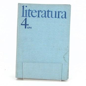 Štěpán Vlašín: Literatura 4 (pro 4. ročník středních škol)