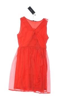 Dámské šaty Vero Moda červené