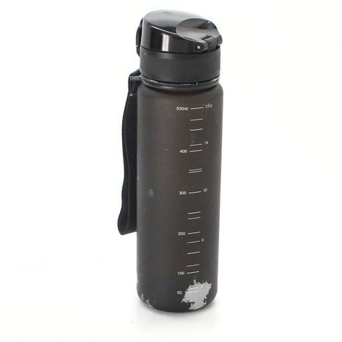 Láhev na pití 720°DGREE 16 Onyx černá 500 ml