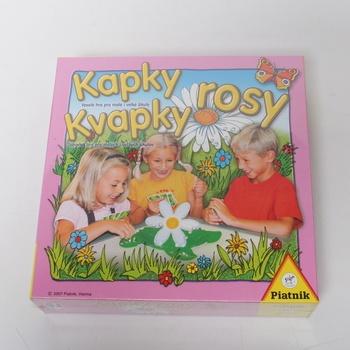 Dětská hra Piatnik Kapky rosy