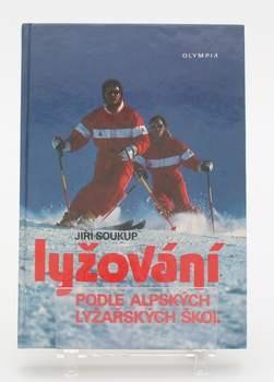 Kniha Jiří Soukup: Lyžování