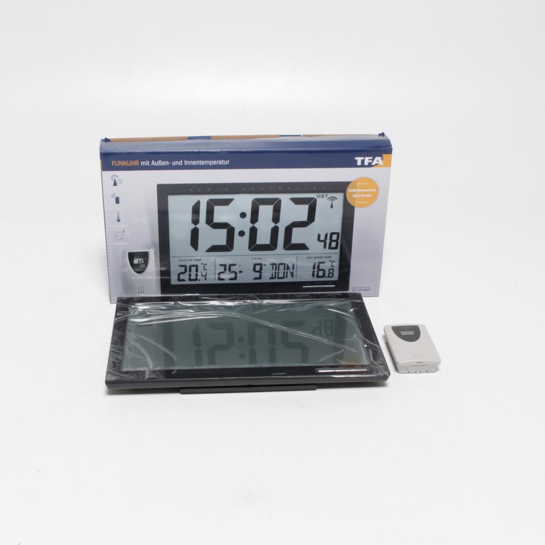 Nástěnné hodiny TFA Dostmann 60.4510.01