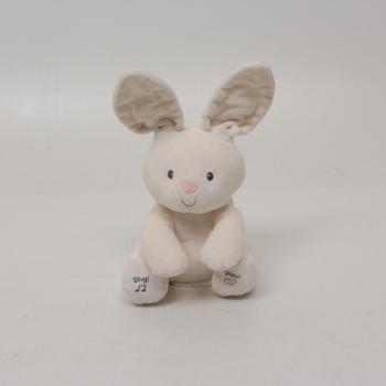 Plyšový králík Baby Gund Flora The Bunny