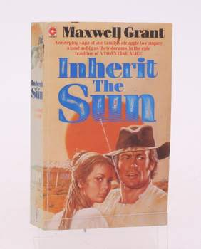 Kniha Maxwell Grant: Inherit the Sun