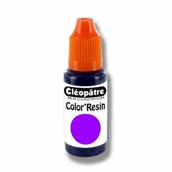 Pryskyřice Cléopâtre COL15-18 purpurová