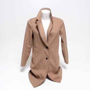 Dámský kabát Only béžový 15213300