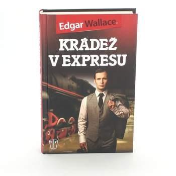 Kniha Krádež v expresu, Wallace