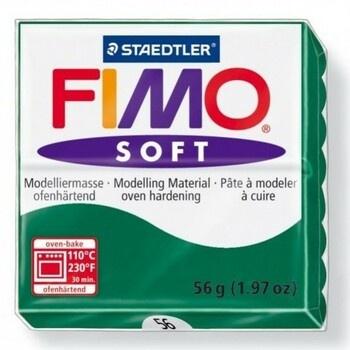 Modelovací hmota Staedtler Fimo tmavě zelená