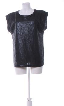 Dámský top Pepco elegantní černý