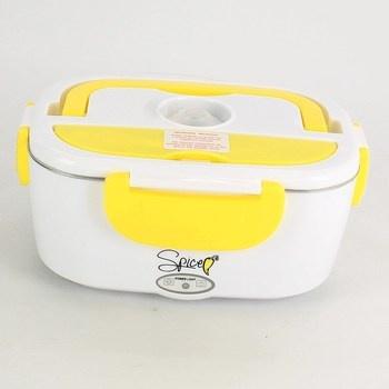 Elektrický box na jídlo Spice Amarilla Inox