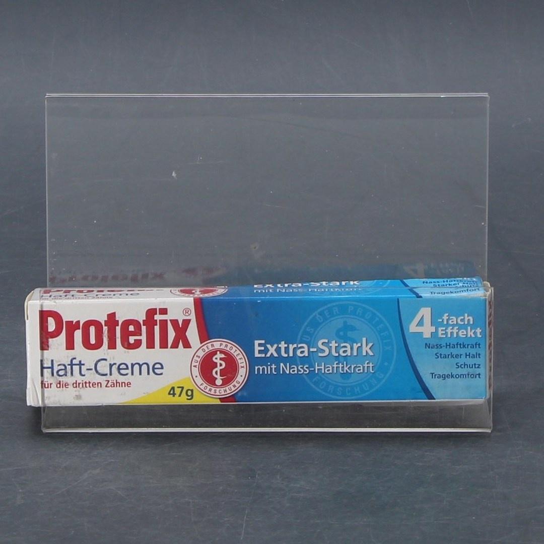 Fixační krém na zubní protézu Protefix