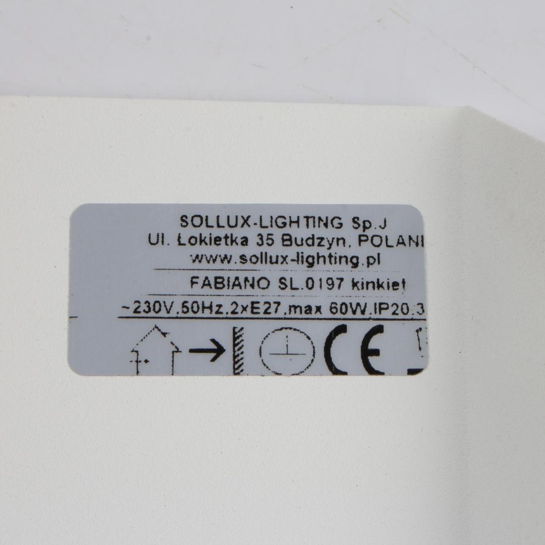 Nástěnné svítidlo Fabiano Sollux Lighting