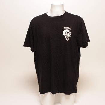 Pánské tričko Zoo York černé