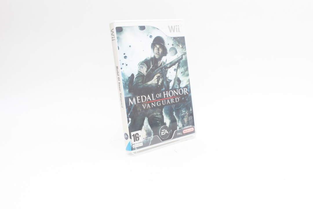 Hra na Nintendo Wii - Medal of Honor Vang