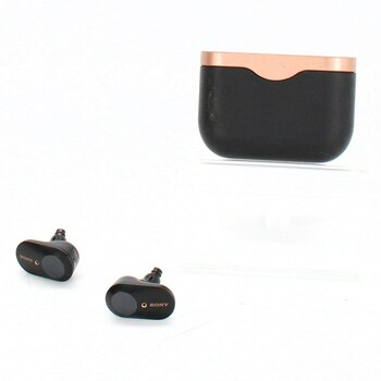 Sluchátka Sony WF-1000XM3 černá