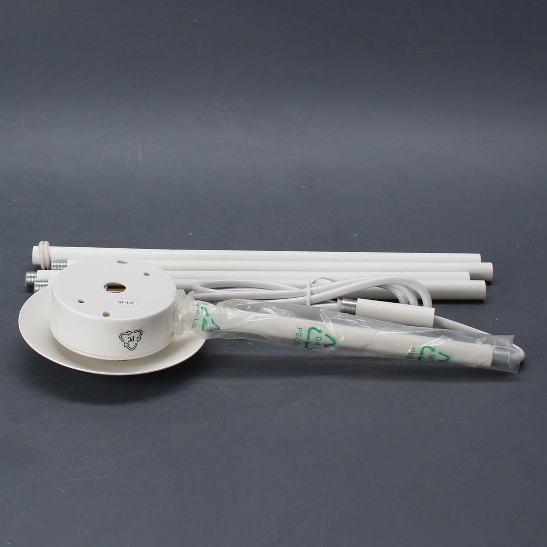 Stolní lampa Eglo 90874 stříbrná