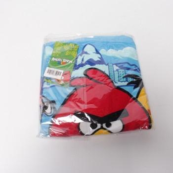 Dětské pončo Angry Birds 2