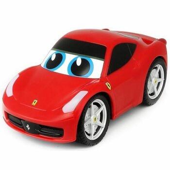 Autíčko Ep Line Ferrari hýbající očima